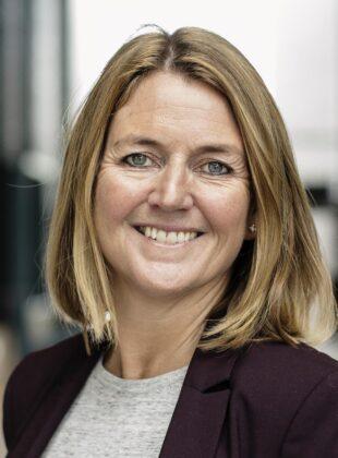 Bilde av Grete Aspelund, adm. direktør sweco norge