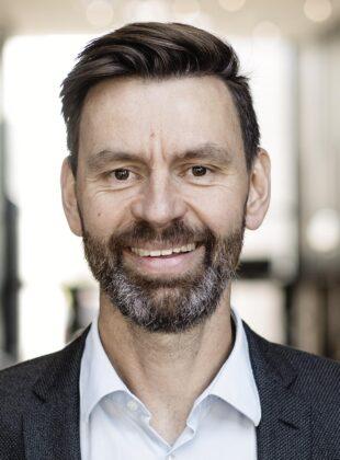 Steffen Garder, økonomidirektør sweco
