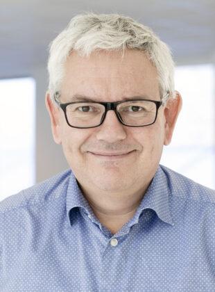 Bilde av Kjell Einar Knutsen, Regionleder Bergen