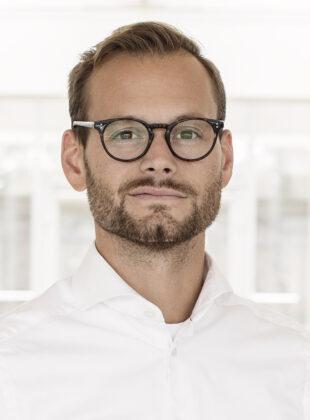 Bilde av Sigurd Løvfall, Divisjonsdirektør Energi