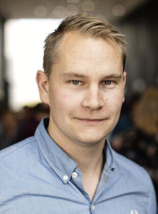 Bilde av Arne Nilssen, Regionleder Sweco