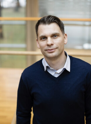 Bilde av Rasmus Nord, Divisjonsdirektør bygg