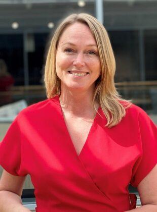 Bilde av Merete Omholt, HR-direktør
